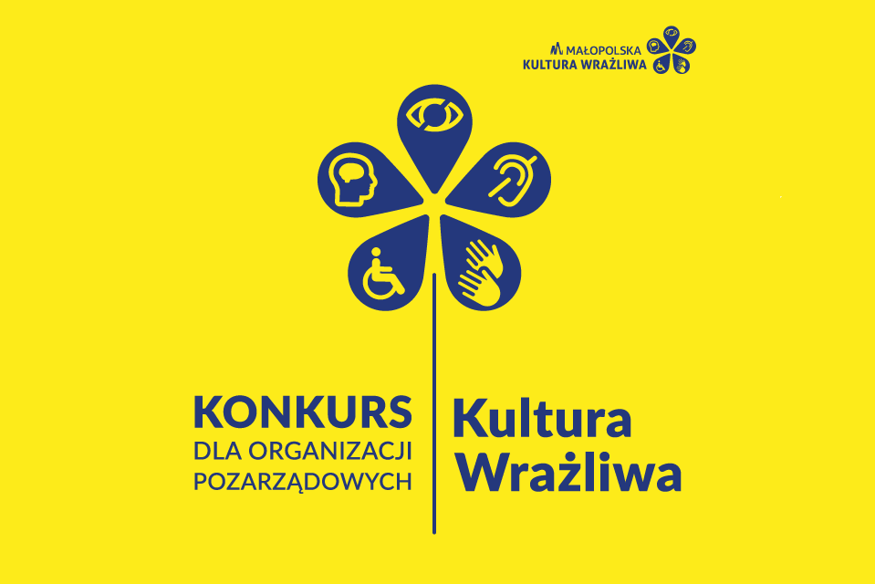 Małopolska. Kultura Wrażliwa. Konkurs. Grafika