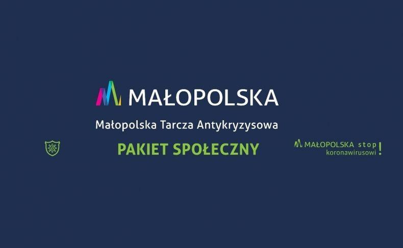 Małopolska Tarcza Antykryzysowa - grafika