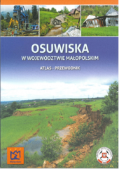 okładka Atlasu osuwisk