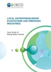 Local Entrepreneurship Ecosystems and Emerging Industries, Case Study of Małopolskie, Poland