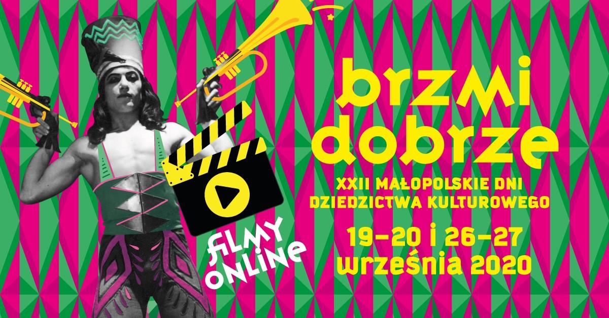 Małopolskie Dni Dziedzictwa Kulturowego. Grafika